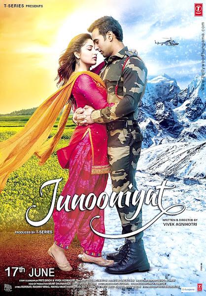Junooniyat (2016) Movie Poster
