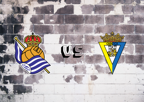 Real Sociedad vs Cádiz  Resumen
