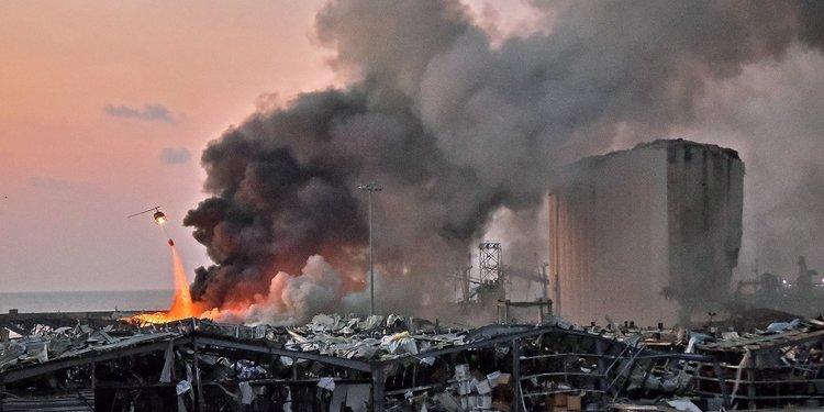 Mengenal Amonium Nitrat, Penyebab Ledakan Dahsyat di Beirut Lebanon, naviri.org, Naviri Magazine, naviri majalah, naviri