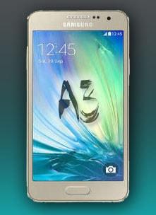 Cara Hard Reset Samsung Galaxy A3 Lupa Pola