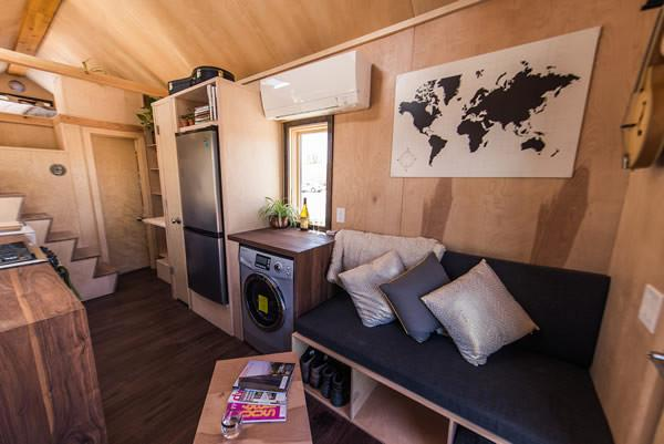 Farallon from the Tumbleweed Tiny House Company