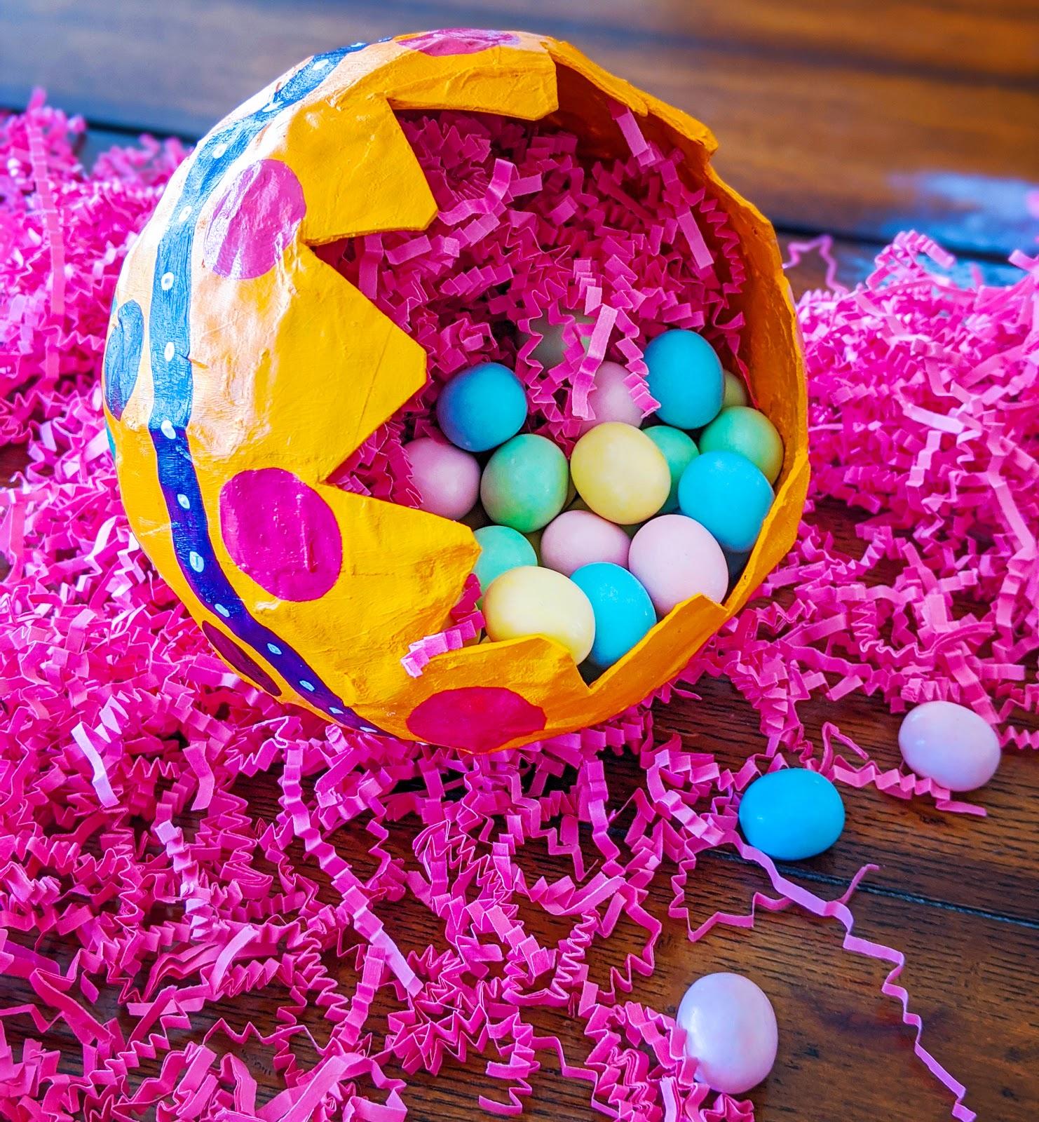 craft egg paper