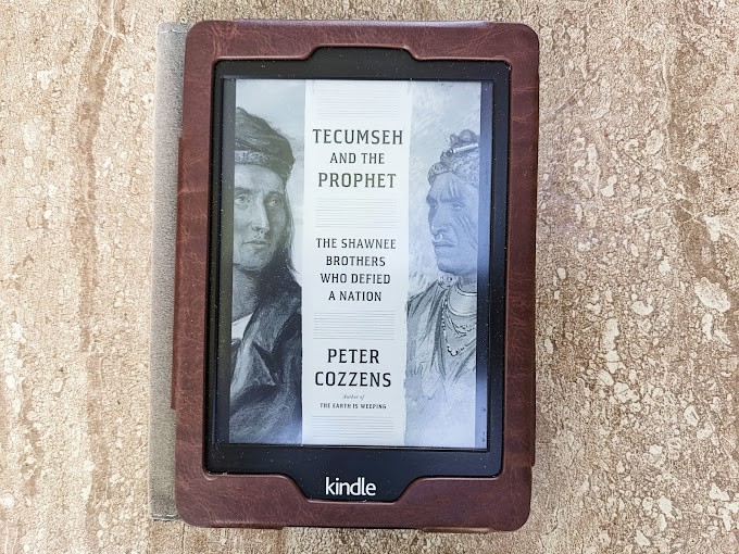 Review: Tecumseh and the Prophet: The Shawnee Brothers Who Defied a Nation