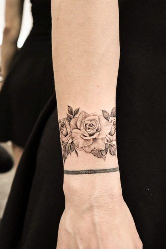 200+ Meaningful Rose Tattoo Designs For Women And Men (2019