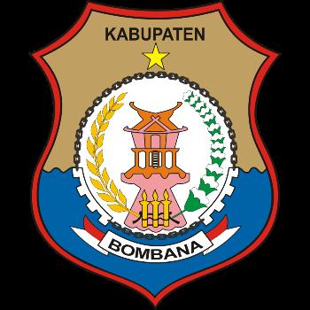 Logo Kabupaten Bombana PNG