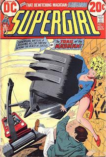 Supergirl Volume -1 1972 comics Free Download