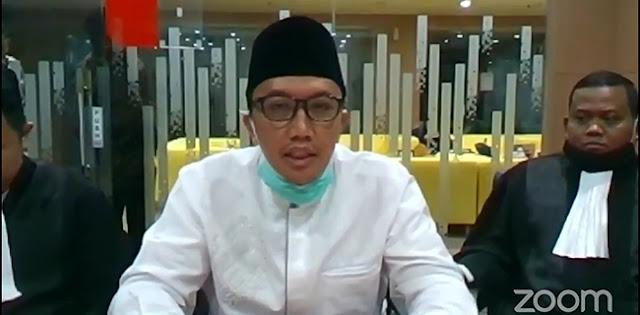 Eks Menpora Imam Nahrawi Minta Majelis Hakim Mengusut Aliran Dana Rp 11,5 M Dari KONI Ke Pihak Lain