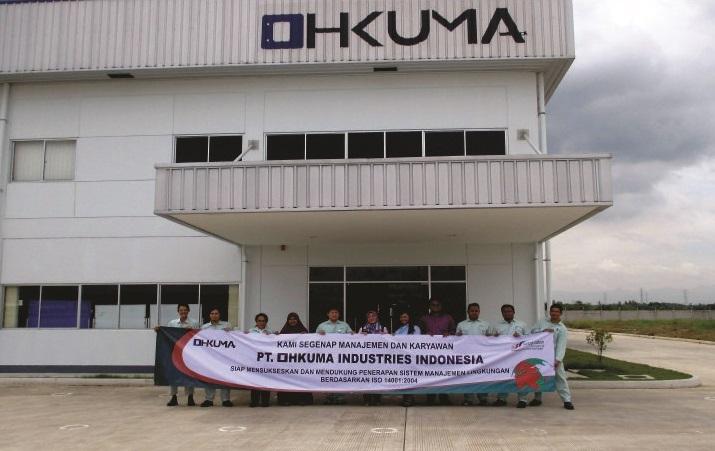 Lowongan Kerja Kawasan GIIC Deltamas | PT.Ohkuma Industries Indonesia