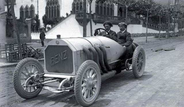 Автогонщик Франц Хёрнер Franz Hörner Проводник