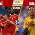 Soi kèo Brazil vs Bỉ, 01h:00 ngày 07/07 - Tứ kết World Cup 2018