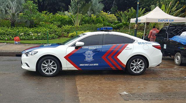 Patroli Jalan Raya