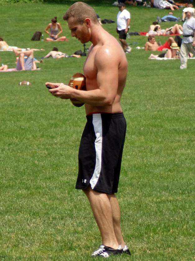 beautiful-shirtless-daddy-field-black-baller-shorts-hunk-dilf-sportsman-jock-playing-baseball-outdoors-grass
