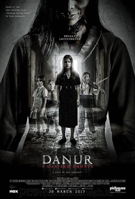 Sinopsis film Danur: I Can See Ghosts (2017)