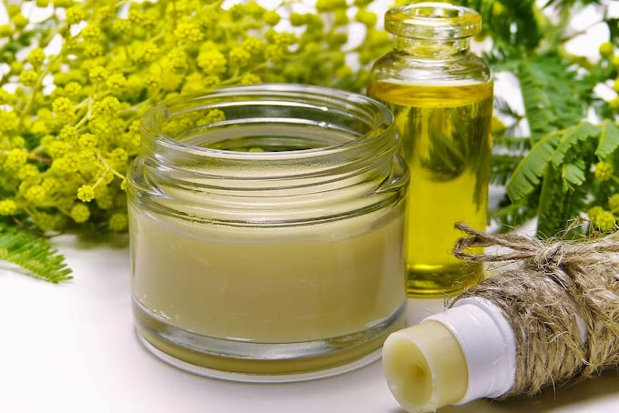 Herbs and Herbal oils good for dry skin