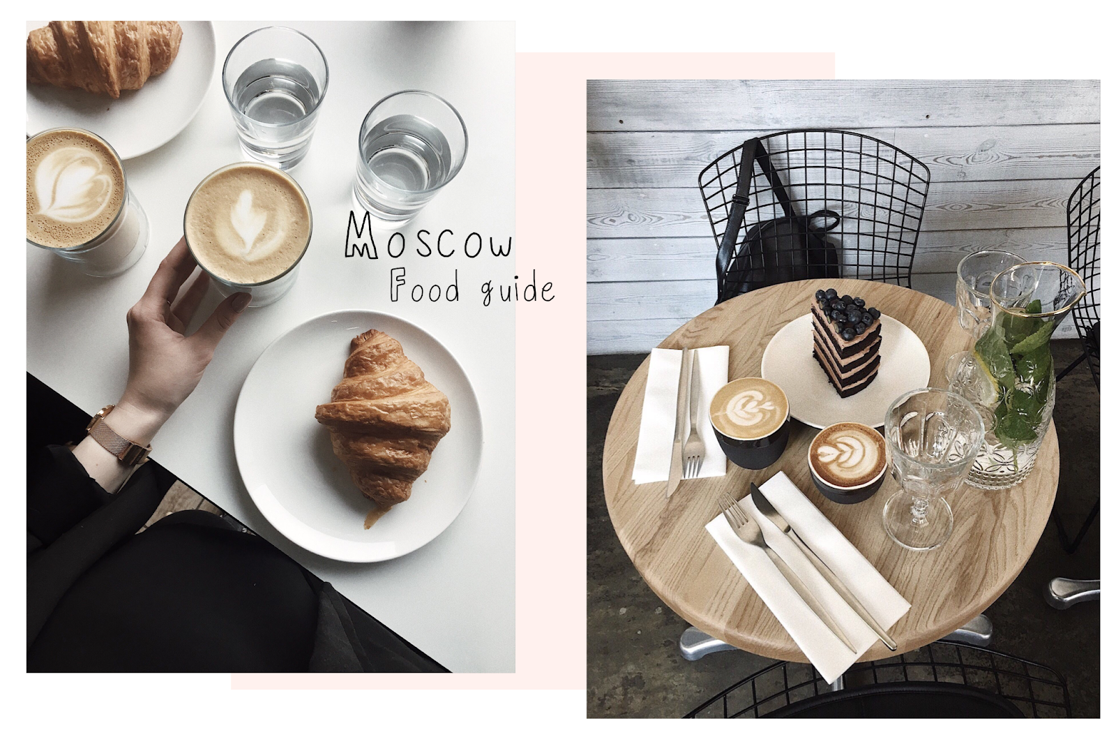 Moscow Food Guide