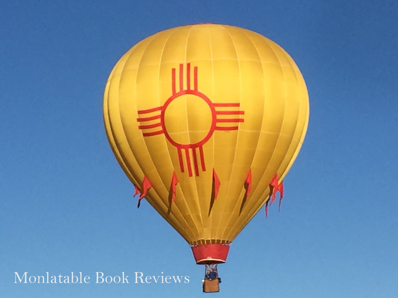 Monlatable Book Reviews Albuquerque International Balloon Fiesta 2017