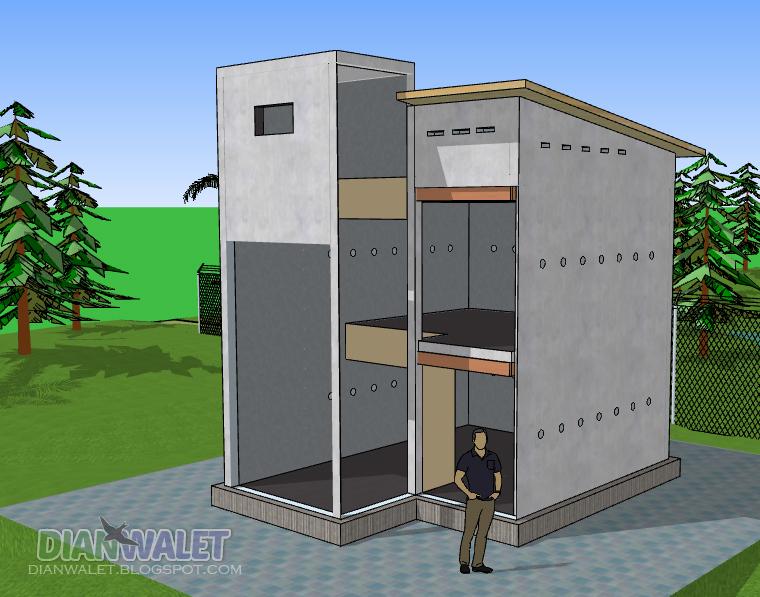 66+ Foto Desain Rumah Walet Kecil Terbaru Download