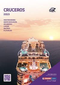 Cruceros 2019 catálogo Viajes Eroski