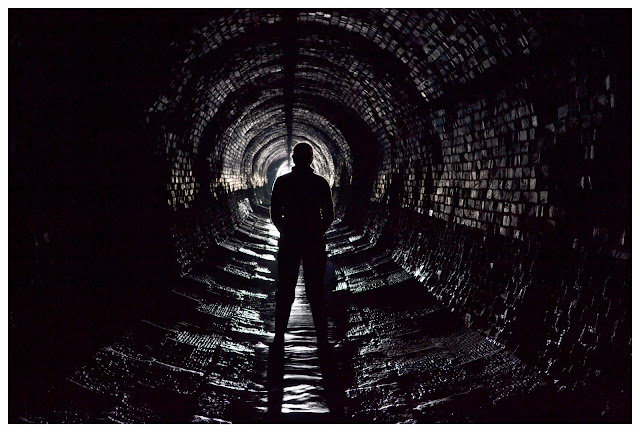 Urbex, tunnel, culvert, dovestones, oldham, saddleworth, greater Manchester, indians head, reservoir, underground, explore, overflow, brick, walking, hike, adventures,