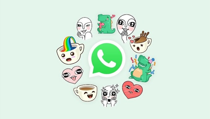 How To Create Custom Whatsapp Stickers and What's New In The New Feature Of Whatsapp