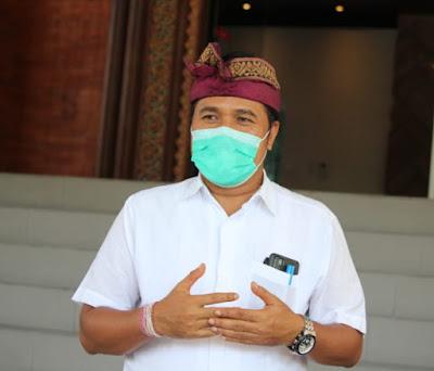 Update Covid 19 di Kota Denpasar, Kasus Sembuh Bertambah 11 Orang, Kasus Positif Bertambah 18 Orang