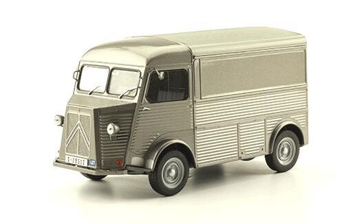 Citroën Type H 1958 coches inolvidables salvat