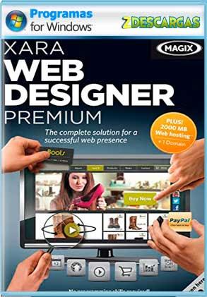 Xara Web Designer Premium 18 (2021) Full