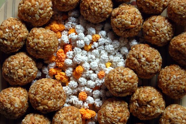 celebrate Makar Sankranti festival