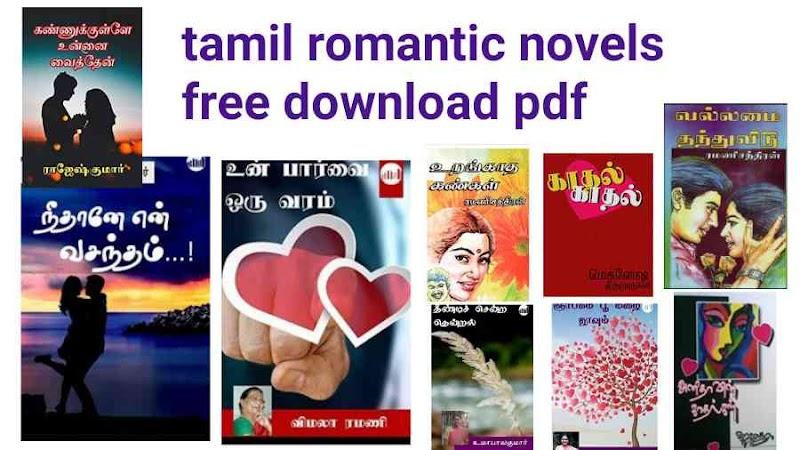 Tamil Romantic Novels free Download Pdf All