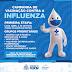 PREFEITURA INICIA CAMPANHA DE VACINAÇÃO CONTRA GRIPE INFLUENZA NESTA QUARTA-FEIRA (14)