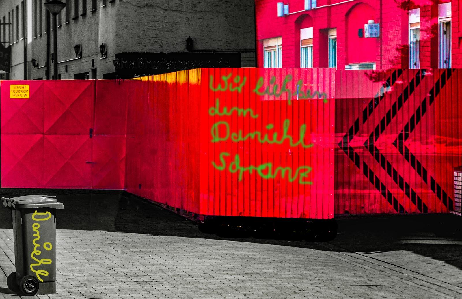 oberhausen ruhr centro metropole jetzt wird aufger umt rote meile liebt daniel. Black Bedroom Furniture Sets. Home Design Ideas