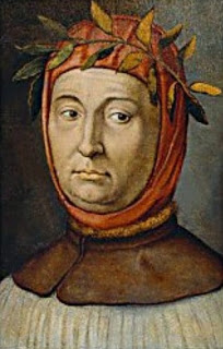 The poet Petrarch was born Francesco  Petrarca on July 19, 1374