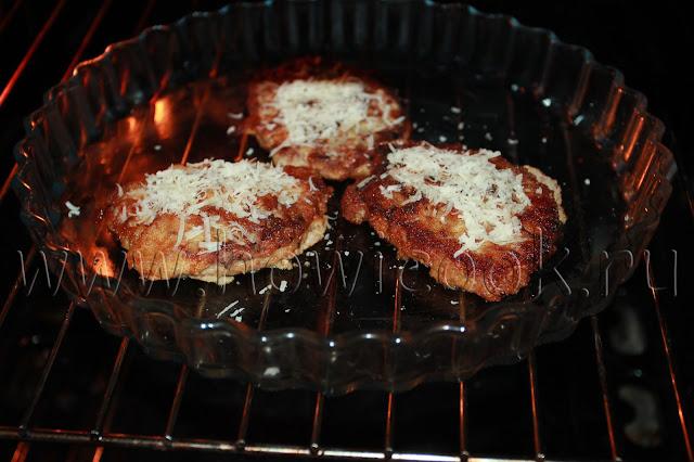 рецепт шницеля из свинины с пошаговыми фото