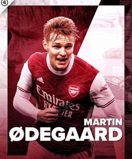 Fabrizio Romano: Ødegaard-Arsenal, here we go, Officially news announcement soon