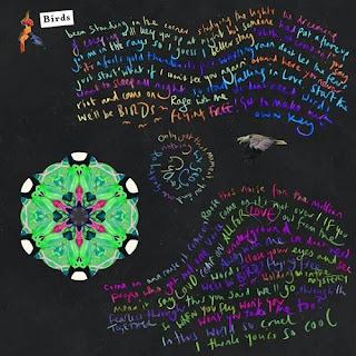 Coldplay Lyrics - Birds