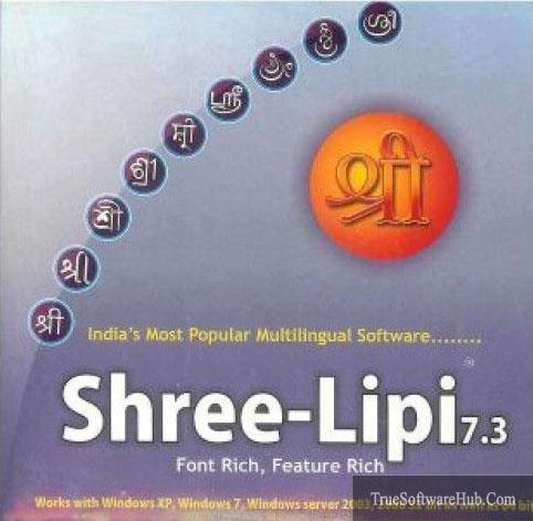ShreeLipi Setup With All Fonts Free Download