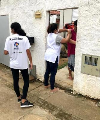 Registro-SP encerra primeira etapa da vacina contra a gripe com mais de100% do público alvo imunizado