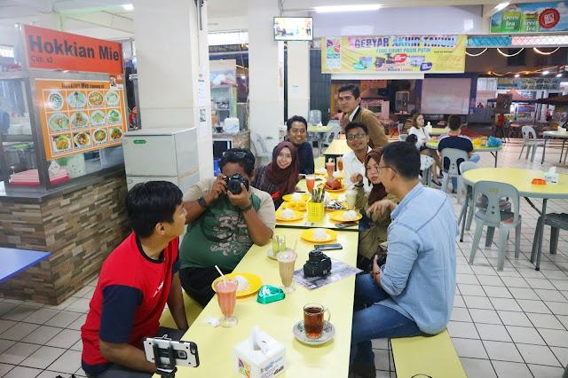 6 MENU YANG GUE COBAIN DI P3 LIVE SEAFOOD PASIR PUTIH
