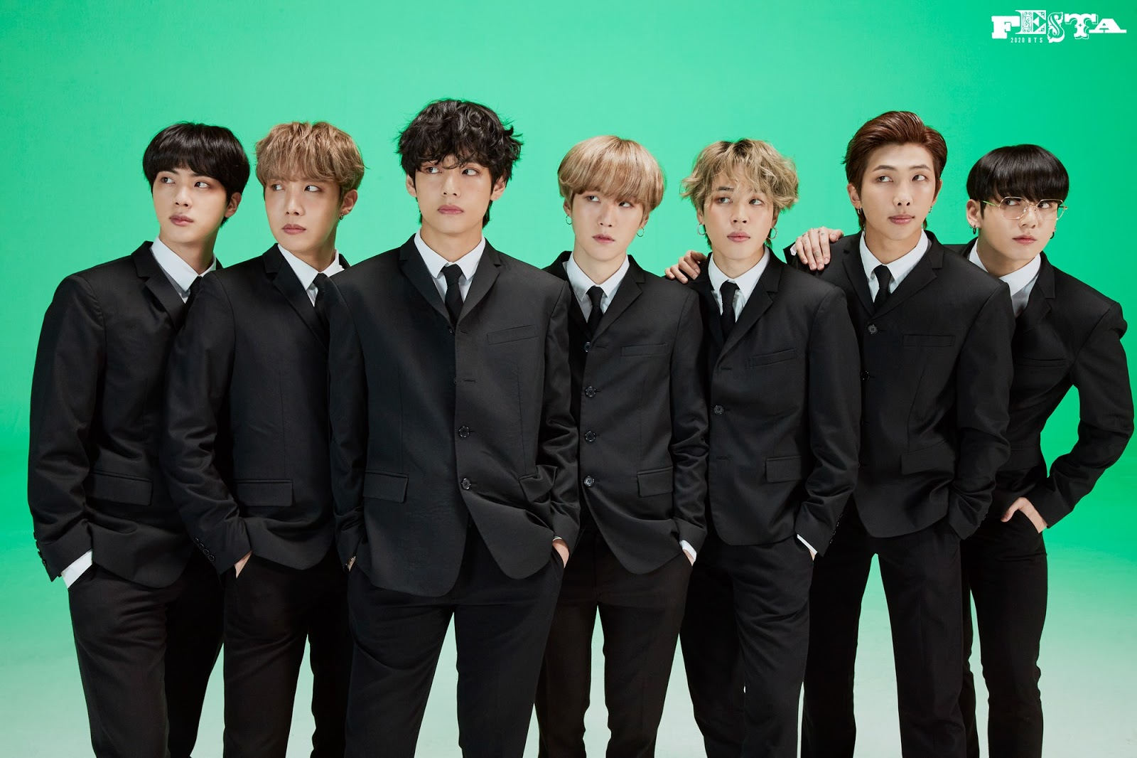 BTS Releases Latest Family Photo For 'BTS FESTA 2020'