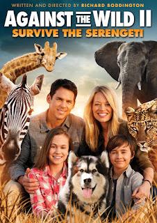 Watch Against the Wild 2: Survive the Serengeti (2016) movie free online