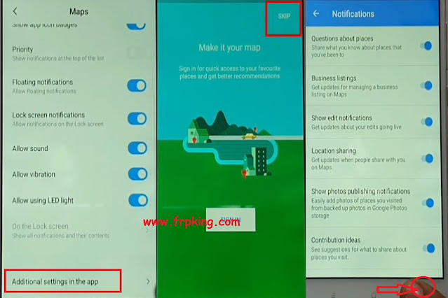 Gionee google account bypass
