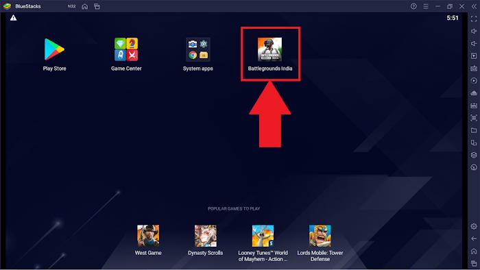 play bgmi on windows pc