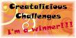 Winner #214  creatalicious