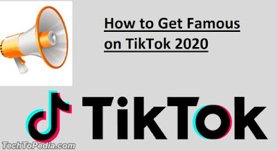 How to Get Famous on TikTok 2020