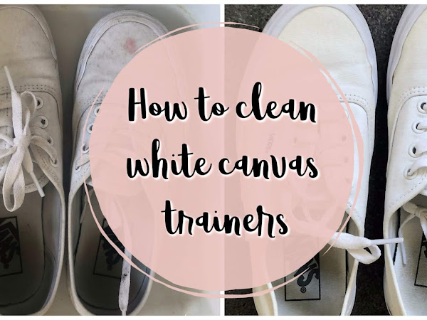 How To | Clean White Vans