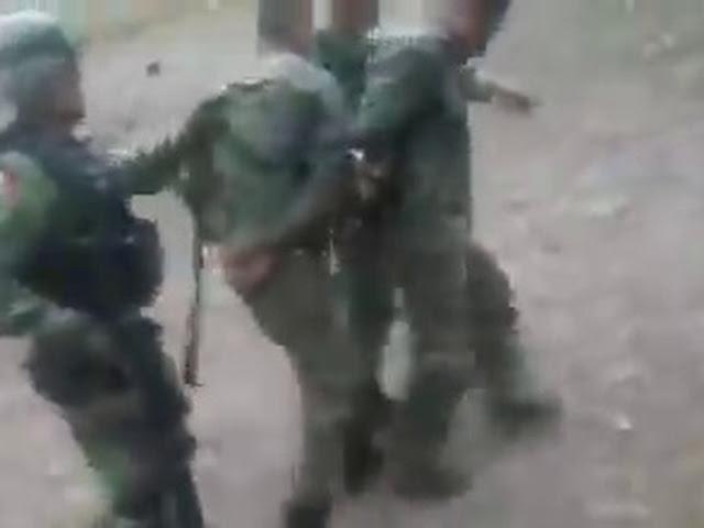 Los Cates Zetas el Grupo Especial del CDN formado únicamente por Ex Militares y Policías enviado a misiones especiales