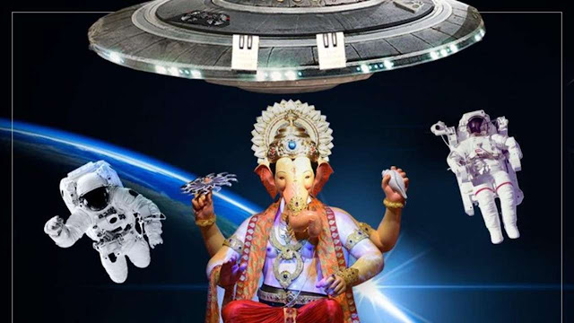 Eco-Friendly Ganpati Decorations at Mumbai 2019