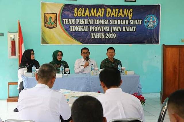 Wakil Bupati Berharap TK Negeri Pembina Sukabumi Menang LSS Tingkat Provinsi