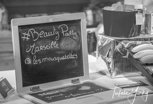 Beauty Party Influenceurs, édition VIP Marseille