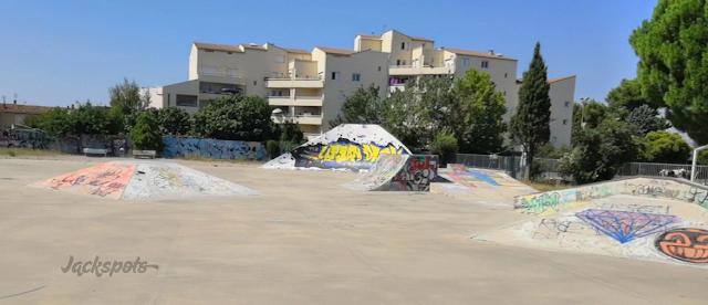 Skatepark Miramas